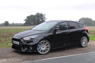 ford focus rs first drive image 5