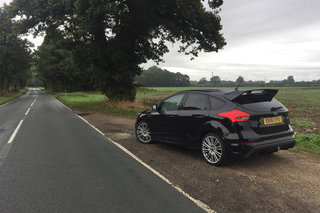 ford focus rs first drive image 7