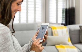 Sofas are now getting smart and can be controlled with ROM's Aladin app