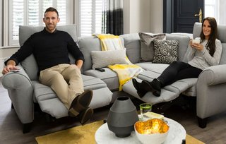 sofas are now getting smart and can be controlled with rom's aladin app image 2