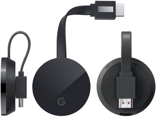 Here's what Google's 4K-capable 'Chromecast Ultra' looks like