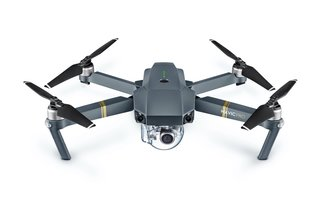 DJI Mavic Pro is a mean-looking, feature-rich and super-speedy new drone