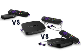 Roku Express vs Roku Express+ vs Roku Streaming Stick vs Roku S