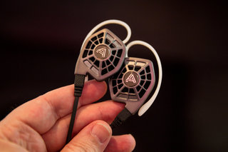 audeze isine are the world's first planar magnetic in ear headphones we have a listen image 4