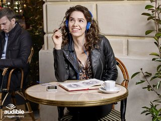 You can get an Audible subscription with 50 per cent off for 3 months this January