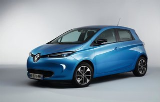 The Renault Zoe can now go 250 miles, further than any other electric car