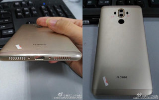 Huawei Mate 9 tipped for IFA 2016 after pics and specs leak
