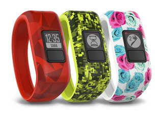 Garmin Vivofit Jnr fitness tracker encourages your kids to keep active