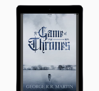 A Game of Thrones gets digital book makeover