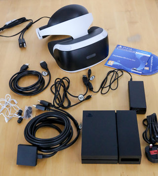 sony playstation vr exposed what you get in the psvr box and what you still need to buy image 2