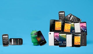 RIP Nexus: A brief history of all the Nexus handsets