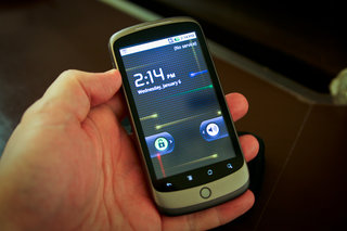 Vodafone Nexus One up for pre-order
