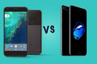 Google Pixel XL vs Apple iPhone 7 Plus: What's the difference?