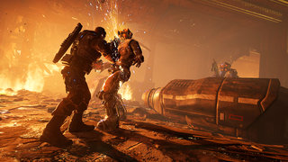 Gears of War set for the bright lights of Hollywood as movie production starts