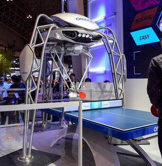 the weird and wonderful tech of ceatec 2016 here are the crazy gadgets you ll be using in future image 12