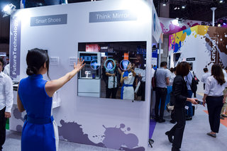 the weird and wonderful tech of ceatec 2016 here are the crazy gadgets you ll be using in future image 9