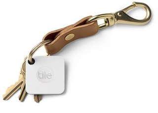 Tile Mate Bluetooth tracker helps you find your lost keys and is now smaller than ever before