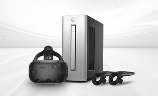 HTC Vive and HP Envy PC are a match made in virtual reality heaven