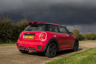 mini cooper s works 210 first drive image 6