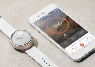 Misfit Phase is the company's first smartwatch; records fitness and delivers notifications