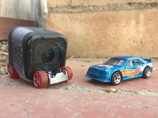 Watch this GoPro capture Hollywood-style stunts of Hot Wheels cars