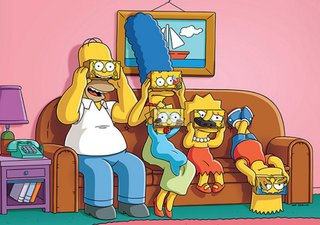 See the latest Simpsons couch gag in VR in honour of 600th episode