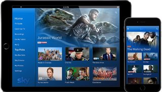 Sky Q smartphone app now available