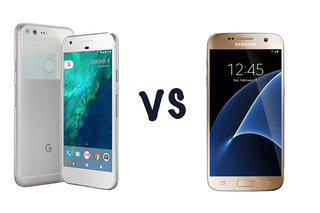 Google Pixel vs Samsung Galaxy S7: Which should you choose?