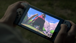 Nintendo NX is called... Nintendo Switch: New console revealed in stunning trailer