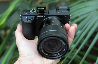 Sony A6500 preview: Compact, powerful and now with touch