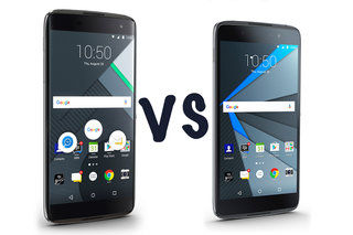 Blackberry Dtek60 Vs Dtek50 What S The Difference