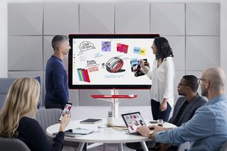 What is Google Jamboard, how does it work, and when can you buy it?