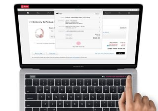 New MacBook Pro with OLED touch panel revealed in massive leak