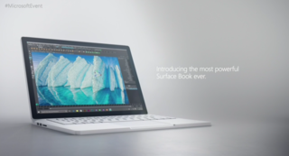 Microsoft Surface Book 2016 goes super-powerful, increases battery life, amps graphics