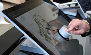 Microsoft Surface Studio: A stunning all-in-one PC that doubles as a drafting table
