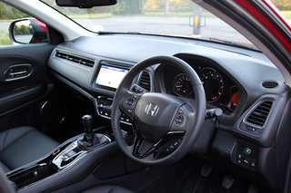 honda hr v review image 11