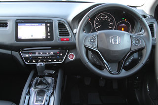 honda hr v review image 12