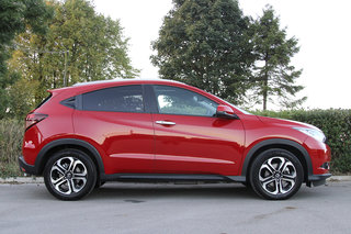honda hr v review image 5