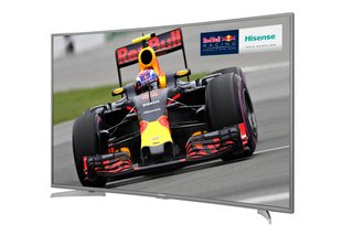 Hisense M6600 is a £699, 55in curved 4K HDR TV