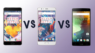 OnePlus 3T vs OnePlus 3 vs OnePlus 2: What's the difference?