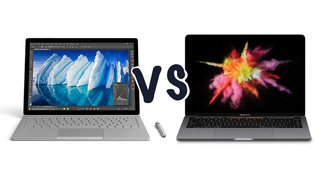 Microsoft Surface Book vs Apple MacBook Pro (2016): What's the difference?
