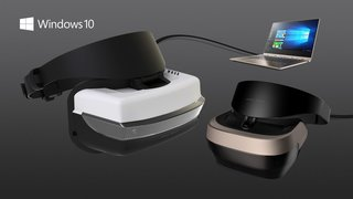 Microsoft will announce VR headset details in December