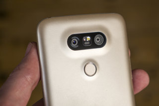 The LG G6 camera could double up as an iris scanner
