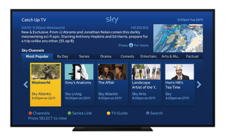 Sky+ gets some more Sky Q loving
