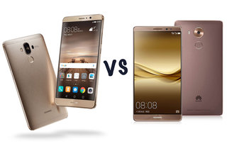 Huawei Mate 9 vs Huawei Mate 8: What's the difference?