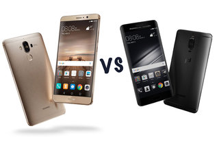 Huawei Mate 9 vs Huawei Porsche Design Mate 9: What's the difference?