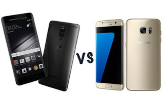 Huawei Porsche Design Mate 9 vs Samsung Galaxy S7 edge: What's the difference?
