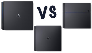 PS4 Pro vs PS4 Slim vs PS4: What's the difference?