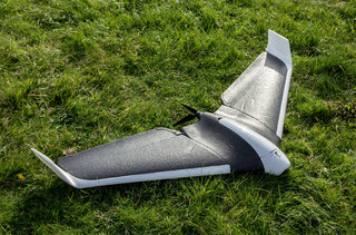 Parrot Disco preview: You can be my wingman any time