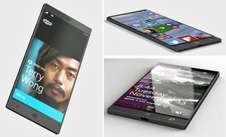 Are these images of the Microsoft Surface phone?
